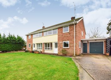 3 bed semi-detached house for sale in Appletree Close, Polecat Road, Cressing, Braintree CM77