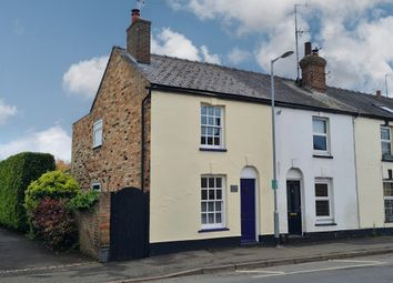 Thumbnail 2 bed end terrace house for sale in High Street, Cottenham, Cambridge