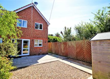 Thumbnail 3 bedroom semi-detached house for sale in Darwin Close, York