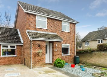 Thumbnail 3 bedroom link-detached house for sale in Abinger Way, Norwich