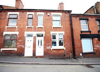 Thumbnail 2 bedroom terraced house for sale in Well Street, Biddulph, Staffordshire