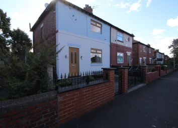 Thumbnail 3 bed semi-detached house for sale in Southcliffe Road, Reddish, Stockport, Cheshire