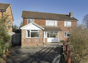 Thumbnail 4 bed detached house for sale in Oaklands, Godstone, Surrey