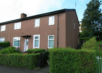 Thumbnail 3 bed flat to rent in Riddell Street, Clydebank, West Dunbartonshire