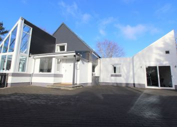 Thumbnail 4 bed detached house for sale in Sauchen, Inverurie