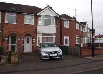 Thumbnail 3 bed semi-detached house to rent in Silksby Street, Coventry
