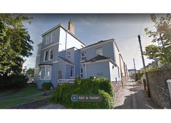 Thumbnail 2 bed maisonette to rent in Pentillie Road, Plymouth