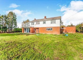 Thumbnail 4 bed detached house for sale in Taylors Lane, Buckden, St. Neots