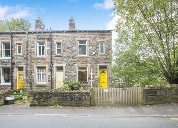 Thumbnail 4 bed end terrace house for sale in Primrose Terrace, Hebden Bridge, West Yorkshire