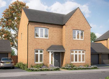"""Thumbnail 4 bed detached house for sale in """"The Aspen"""" at Wenrisc Drive, Minster Lovell, Witney"""