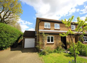 Thumbnail 3 bed semi-detached house to rent in Orton Close, St. Albans, Hertfordshire