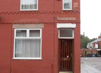 Thumbnail 2 bedroom end terrace house to rent in Rostherne Street, Salford