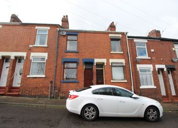 Thumbnail 2 bed terraced house for sale in Mount Street, Stoke-On-Trent