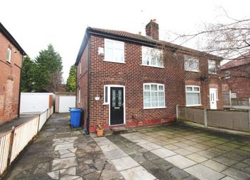 Thumbnail 3 bed semi-detached house for sale in Granville Road, Cheadle Hulme, Cheadle, Cheshire