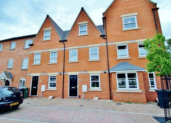 Thumbnail 3 bed town house for sale in Nine Riggs Square, Birstall, Leicestershire