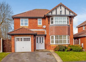 Thumbnail 4 bed detached house for sale in Lytham Drive, Winsford, Cheshire West And Chester