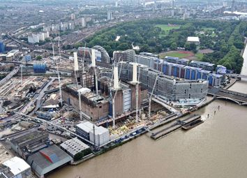 Thumbnail 1 bed flat for sale in Battersea Power Station, Switch House West, Battersea