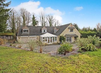 Thumbnail 5 bed detached house for sale in East Hill Road, Heytesbury, Warminster, Wiltshire