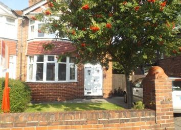 Thumbnail 3 bed semi-detached house for sale in Pulford Road, Sale, Greater Manchester