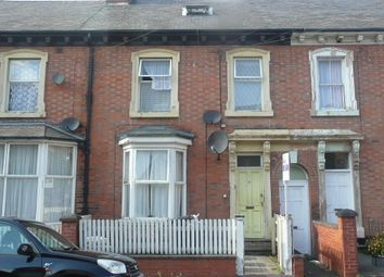 Thumbnail Studio to rent in Lincoln Street, Highfields, Leicester