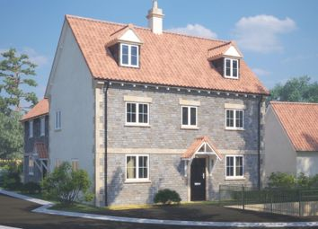 Thumbnail 4 bedroom town house for sale in Factory Hill, Bourton, Gillingham