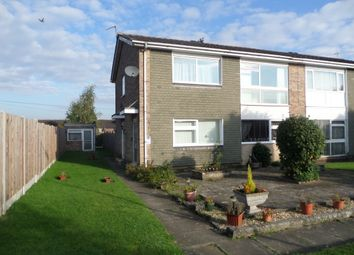 Thumbnail 2 bed flat to rent in Winterton Close, Bessacarr, Doncaster