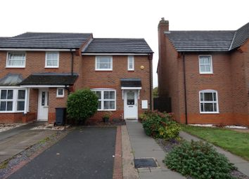 Thumbnail 2 bed end terrace house for sale in Plantation Drive, Sutton Coldfield