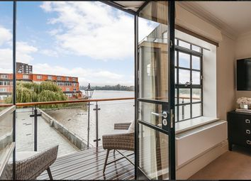 Thumbnail 2 bed flat to rent in Palace Wharf Apartments, Rainville Road