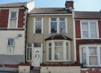 Thumbnail 2 bed terraced house to rent in York Road, Easton, Bristol