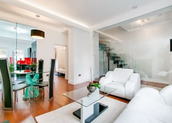 Serviced town house to rent in Leamore Street, London W6