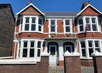 Thumbnail Property to rent in Newport Road, Roath, Cardiff