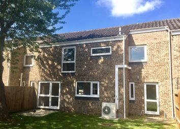 Thumbnail 3 bed terraced house for sale in Myrtle Close, Raf Lakenheath, Brandon