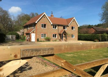 Thumbnail 4 bedroom detached house for sale in Furnace Farm Road, Felbridge, West Sussex