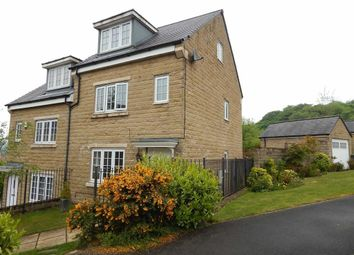 Thumbnail 4 bed semi-detached house for sale in Turner Road, Buxton, Derbyshire