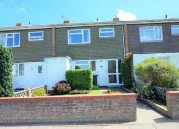 Thumbnail 3 bed terraced house for sale in Cunningham Drive, Eastbourne