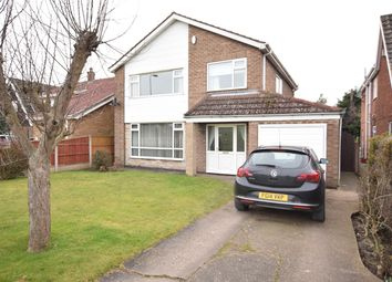 Thumbnail 3 bed detached house for sale in Dryden Road, Scunthorpe