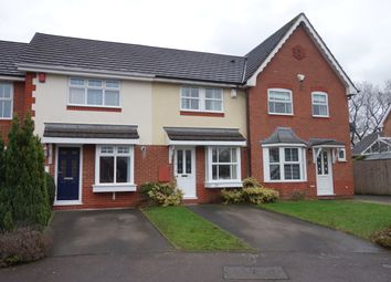 Thumbnail 2 bed terraced house to rent in Oakwood Croft, Solihull