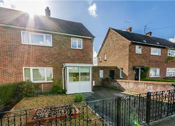 Thumbnail 3 bed semi-detached house for sale in St. Ovins Green, Ely