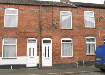 Thumbnail 2 bed terraced house for sale in Surrey Street, Crewe