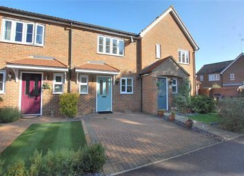 Thumbnail 2 bed terraced house to rent in Whitehorse Lane, Stevenage, Hertfordshire
