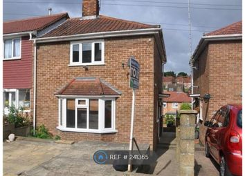 Thumbnail 3 bed end terrace house to rent in Carton Close, Rochester
