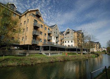 Thumbnail 2 bed flat for sale in Riverside, Bishop's Stortford