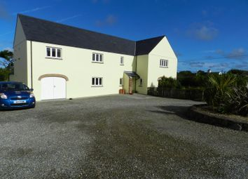 Thumbnail 5 bed detached house for sale in The Farmstead, Croesgoch, Haverfordwest
