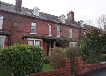 Thumbnail 4 bed terraced house for sale in Fairfield Road, Warrington