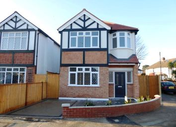 Thumbnail 3 bed detached house for sale in Sherborne Road, Chessington