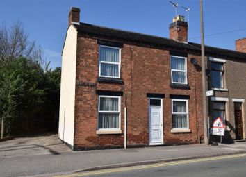 Thumbnail 2 bed end terrace house for sale in Main Street, Stretton, Burton-On-Trent