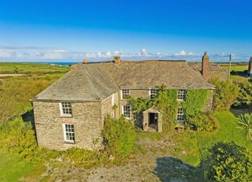 Thumbnail 5 bedroom detached house for sale in Between Treyarnon Bay & Porthcothan Bay, Padstow, Cornwall