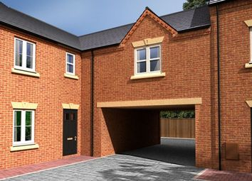 Thumbnail 1 bedroom mews house for sale in The Thorpe, Waterside Village, Lowfield Lane, St Helens