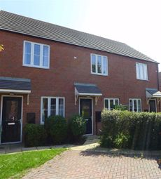 Thumbnail 2 bed terraced house to rent in Moorhen Close, Market Rasen