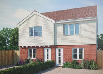 Thumbnail 3 bed semi-detached house for sale in No.13 - Stocks Lane, Kelvedon Hatch, Brentwood